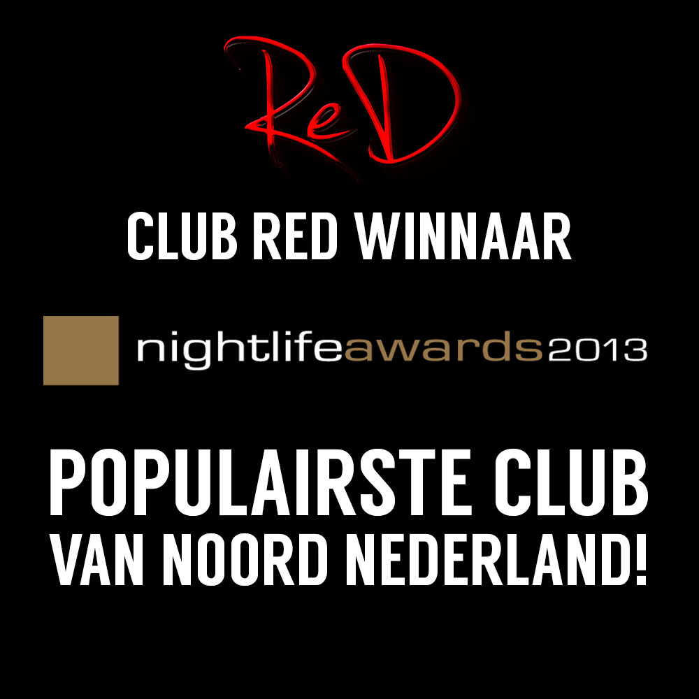 Club Red beste club van Noord Nederland
